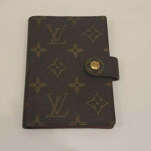 LOUIS VUITTON Monogram Canvas ETui Palm Pilot / PDA Cover