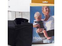 Hippychick Hipseat child carrier: unused
