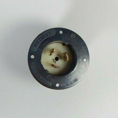 250V CS8275 50A Locking Inlet 2P//3W Cooper # CS8275