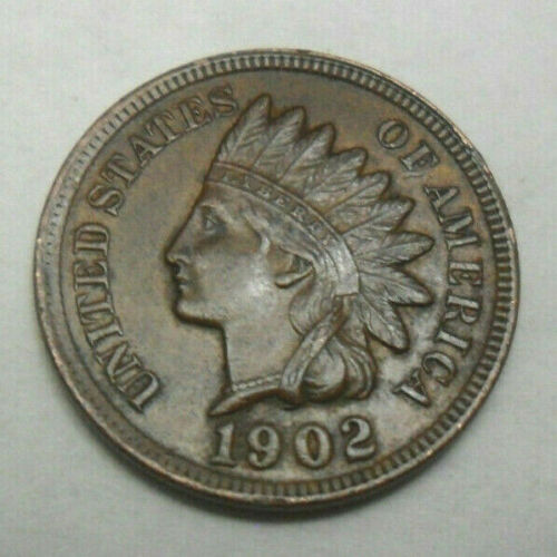 1902 P Indian Head Cent Penny  *AG OR BETTER*  **FREE SHIPPING**
