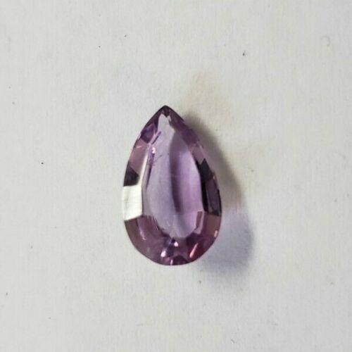 Loose Jewelry Quality Amethyst Gemstone, 3.0 Teardrop