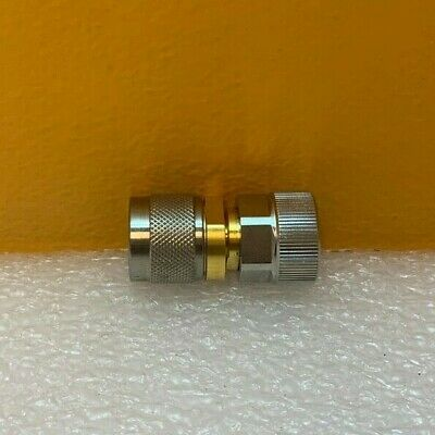 Agilent Hp 85054-60009 Type N M To Apc-7 Mm Precision Adapter. Tested