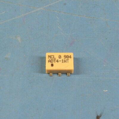 3 Pcs Mini-circuits Adt4-1wt 14 Rf Transformer 2 - 775 Mhz 50.