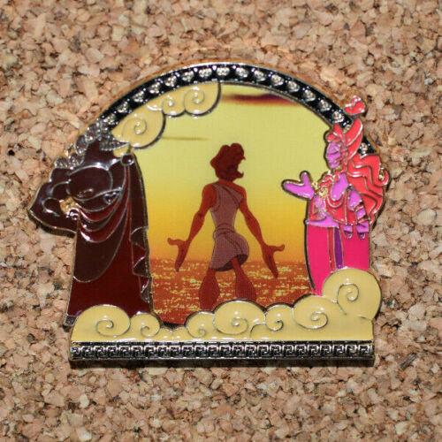 Hercules Frame Disney Pin 135491 DS - November 2018 Park Pack Version 3 LE