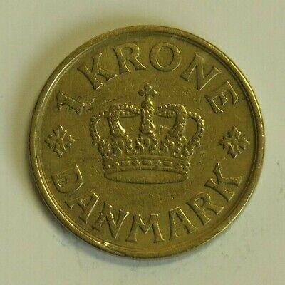 Dänemark -1 Krone - 1940, gebraucht gebraucht kaufen  Deutschland