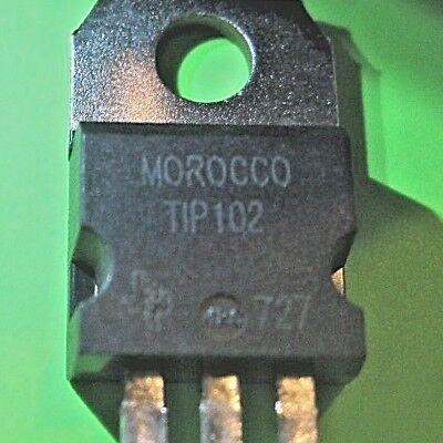 Tip102transistor Npn Epitaxial Silicon Darlintong6 Items