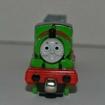 2009 Gullane Thomas the Train & Friends Christmas Percy with Presents Caboose  ()