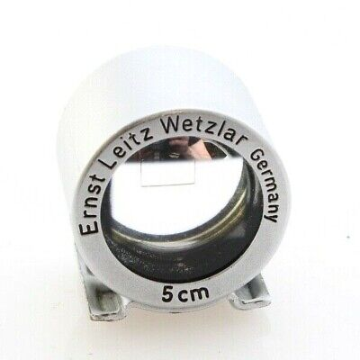 Leica SBOOI 50mm Viewfinder for Leica Rangefinder Camera. Excellent Example. UK