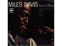Miles Davis ‎– Kind Of Blue - First UK CBS 1962 Mono LP - RARE
