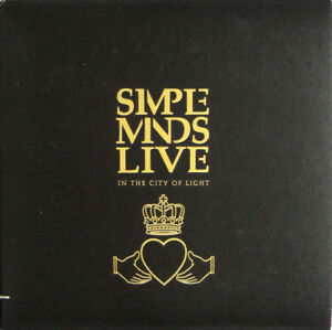 Simple Minds Vinyl Records