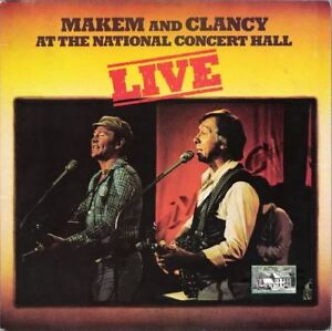 At The National Concert Hall Live (Canada 1983) : Makem And Clancy