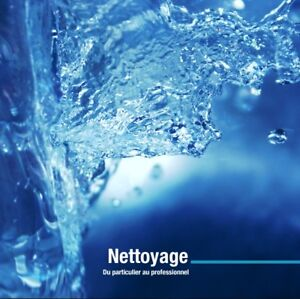 NETTOYAGE COMMERCIEL / COMMERCIAL CLEANING