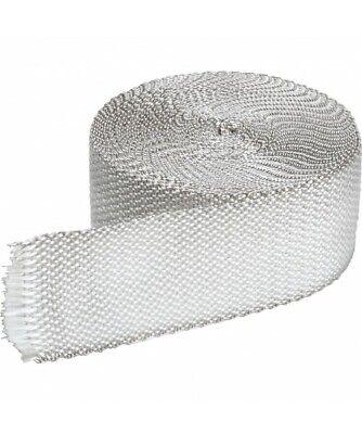 Exhaust Heat Wrap Tape Ceramic High Temp wrap sold per 1m meter length