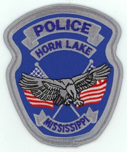 HORN LAKE POLICE MISSISSIPPI MS NEW PATCH SHERIFF