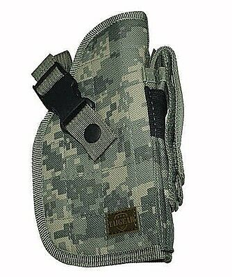 ACU Digital Camo Right Hand Belt Holster BB Airsoft Gun Pistol Tactical - Digital Tactical Holster