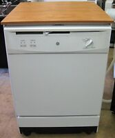 Portable GE Dishwasher - Gently used, excellent condition