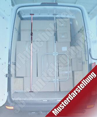 Wistra Klemmbalken Sperrbalken aus Alu 1,5m - 1,87m zur Ladungssicherung 38mm