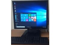 Dell OptiPlex All-in-One Duo CORE 2.3GHz PC windows7 2gb RAM 160GB HARDDRIVE WINDOWS 7