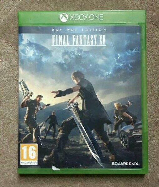 final fantasy xvin Leicester, LeicestershireGumtree - final fantasy xv excellent condition