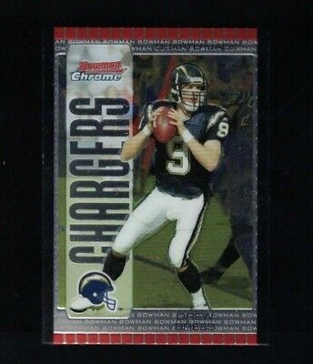2005 Bowman Chrome Football Card - 2005 Bowman Chrome Football Card #5 Drew Brees