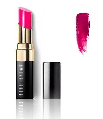Bobbi Brown Oil (Bobbi Brown Nourishing Lip Color Oil Infused Shine Cosmic Peony 0.08 oz NIB)