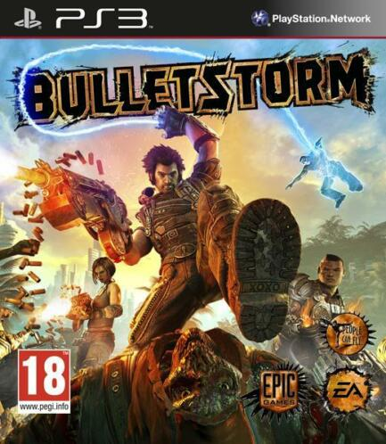 Bulletstorm (PS3) Garantie & morgen in huis!