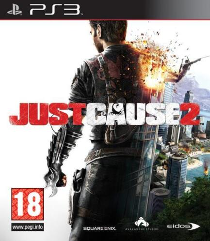 Just Cause 2 (PS3) Garantie & morgen in huis!