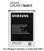 GENUINE NEW SAMSUNG GALAXY NOTE 2 II Battery EB595675LA