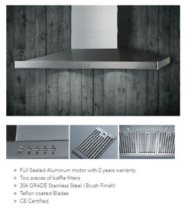 Stainless Steel Range Hoods, Stainless Steel handmade sink high