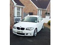 BMW, 1 Series Msport, Hatchback, 2008, Manual, 1995 (cc), 3 doors