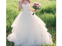 Brand New Justin Alexander Wedding Dress