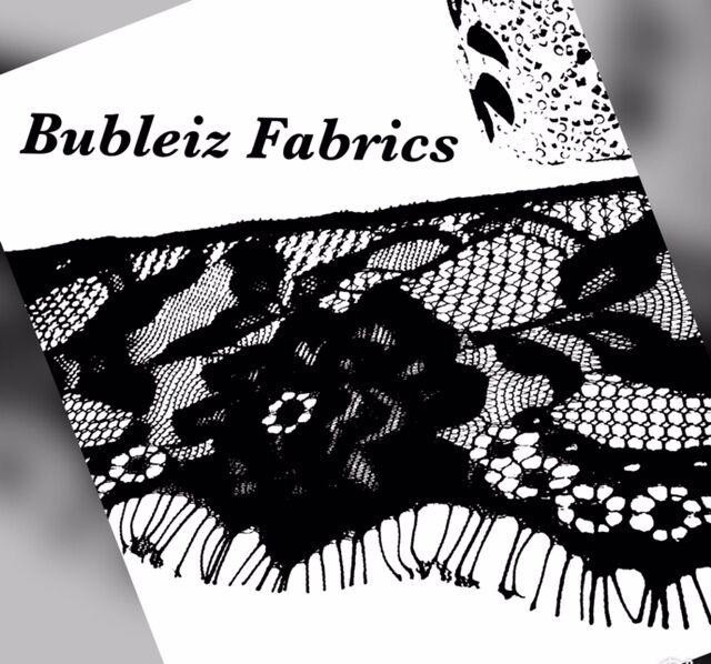 Bubleiz Fabrics