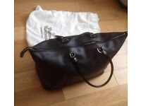 Vivienne Westwood leather large weekend bag - excellent condition. Minimal use
