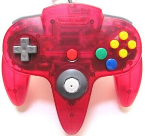 Water Melon N64 Controller with Tight Joystick.