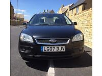 Ford Focus Ghia 07. Very good condition and so reliable