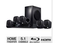 LG Blu-ray 5.1 home cinema system