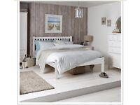 JOHN LEWIS WILTON DOUBLE BED FRAME