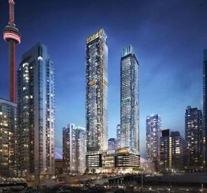 Downtown Toronto New Condos For Sale Block 22 Bremner & Spadina