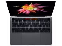 Sealed 13-inch MacBook Pro 2017 Touch Bar and Touch ID