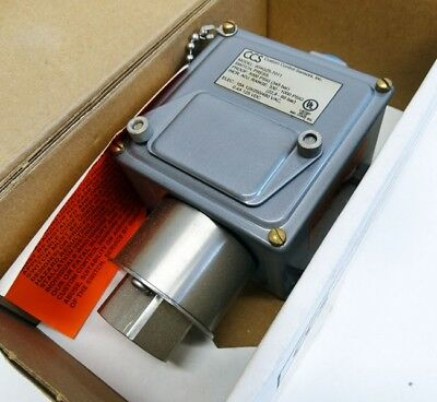 CCS Custom Control sensor 604GZ5-7011 22,8-69 bar DruckflussSchalter -unused/OVP