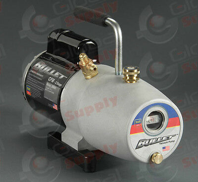 Yellow Jacket 93605 - Bullet 5 Cfm Vacuum Pump