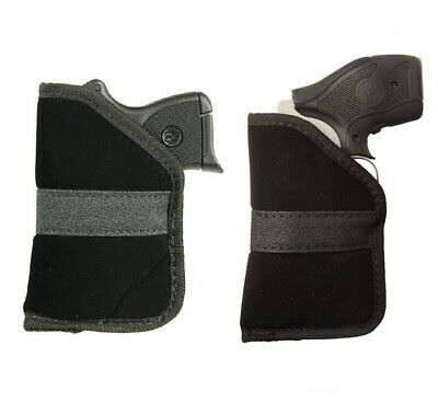 BlackHawk Nylon Ambidextrous Black Inside-the-Pocket Open To