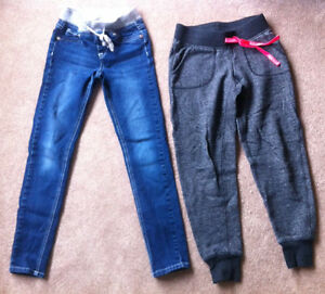 Girls Size 10 Clothing Ivivva Shorts, Justice jeans, etc.
