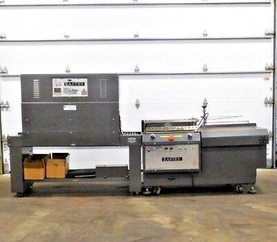 Mo-2539 Eastey Et2012 Ep2028-tkv1 E163281 Shrink Wrap Machine Packaging Tunnel