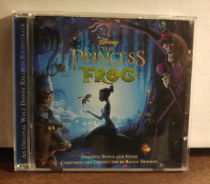 Disney's The Princess and the Frog Soundtrack CD