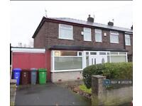 2 bedroom house in Chudleigh Road, Manchester, M8 (2 bed)