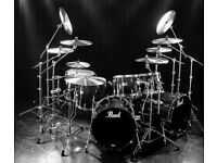 Professional Drummer/Bassist required for covers band