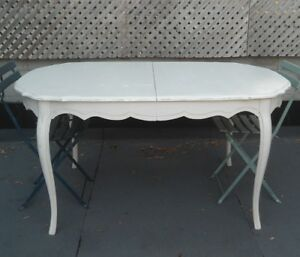 Oval French Antique Dining
