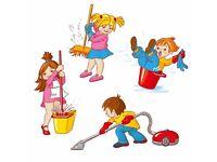 CLEANING Ironing HOUSEKEEPING