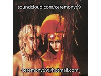 Siouxsie/ Dead Can Dance/ This Mortal Coil female vocals wanted